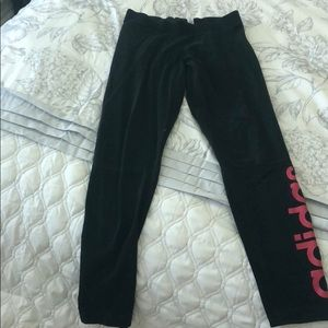 adidas Pants - Black Adidas leggings/tights